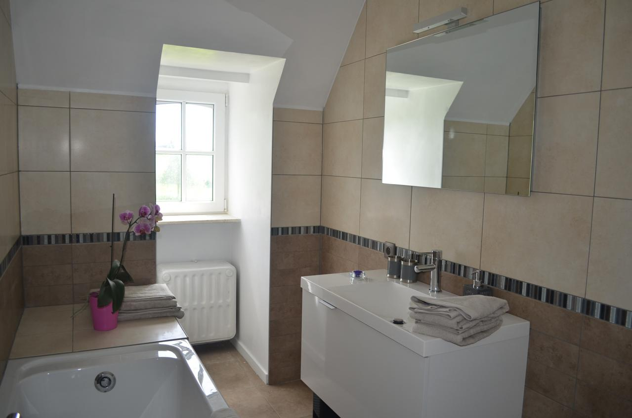 Salle de bain de la Chambre princesse